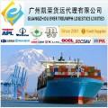 Cheap sea freight from guangzhou shenzhen shanghai to Vancouver,Canada