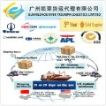 Container Shipping DDP service from China to USA