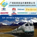 Railway Wagon Shipping Company from China to Ulaanbaatar Mongolia