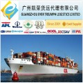 Full container load, Sea Freight from China to Colombia
