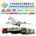 Freight forwarding agent from China Shenzhen/Guangzhou