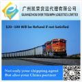 Railway freight from China to Tashkent Uzbekistan