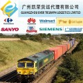 Railway freight from China to The Islamic Republic of Afghanistan