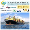 Sea Container Shipping from China to St Petersburg