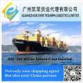 LCL/FCL Sea Freight from Shanghai/Guangzhou/Hongkong to Canada