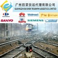 Railway freight for dangerous cargo from China