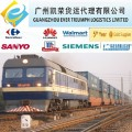 Rail Shipping by Train From China to Tashkent Uzbekistan