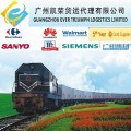Railway transport from Shenzhen,Guangzhou,Shanghai to Kyrgyzstan