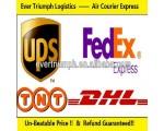 International UPS DHL TNT Air Express, Courier Express Service